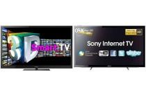 So sánh smart tivi và internet tivi