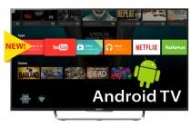 Cách kết nối TV Android Sony với mạng internet