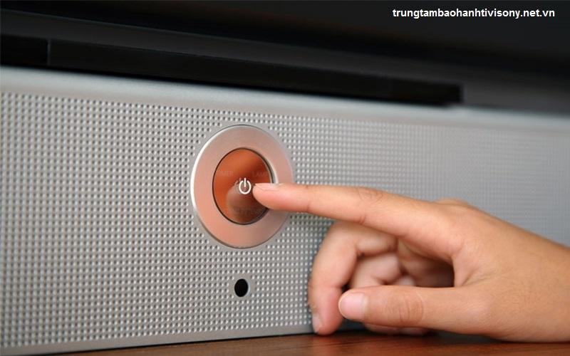 cách xử lí smart tivi chạy chậm, tắt hẳn nguồn tivi khi khồng sử dụng