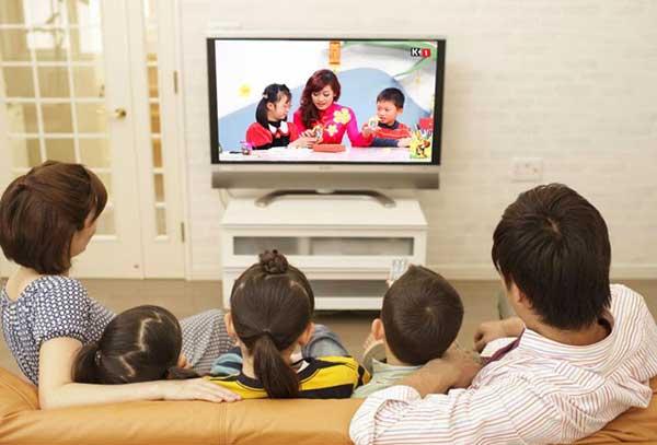 tiết kiệm điện cho tivi
