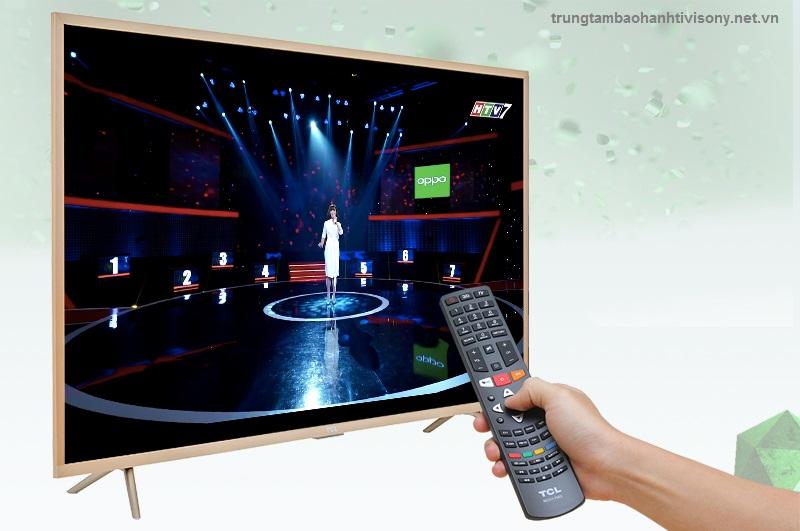 nguyên nhân tivi không bấm chuyển được kênh và cách khắc phục 1