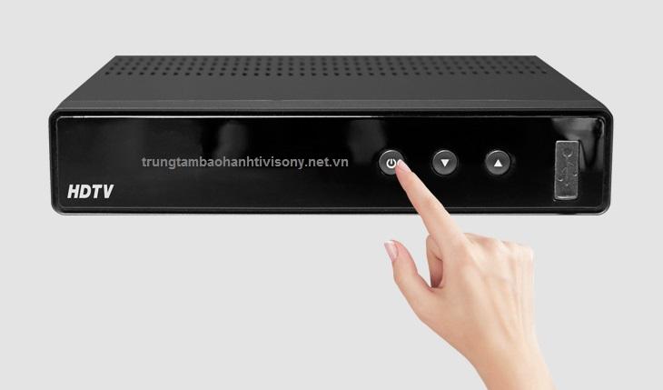 nguyên nhân tivi không bấm chuyển được kênh và cách khắc phục 2