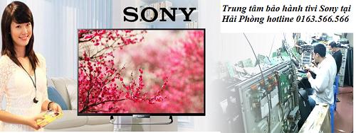 Trung tâm bảo hành tivi Sony tại Hải Phòng
